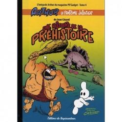 Arthur le fantôme justicier...