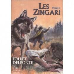 Les Zingari – tome 4