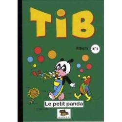 Tib le petit panda – 1