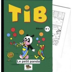 Tib le petit panda – 1...