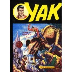 Yak – Volumes 1 à 6