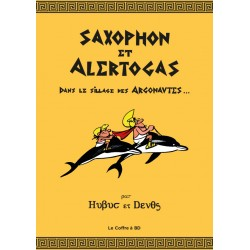 Saxophon et Alertogas -...